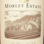 Morlet Estate Cabernet Sauvignon