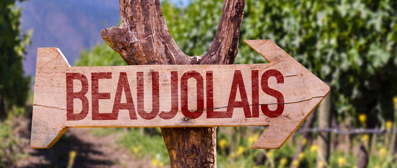 Beaujolais sign