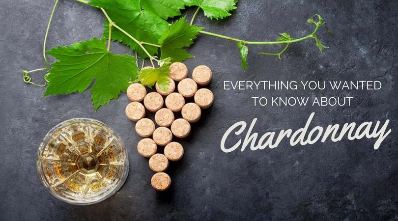 chardonnay grape cluster