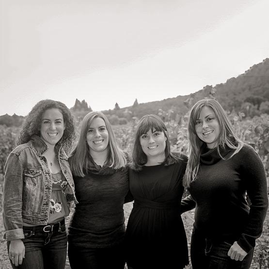 Mondavi sisters