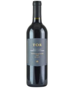 2016 TOR Oakville hillside cabernet