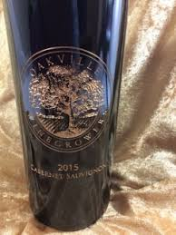 Oakville Wine Label
