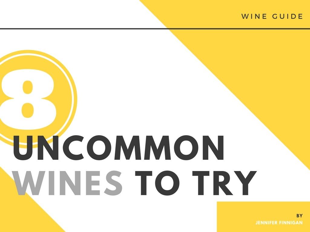 uncommon wines to try