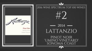 #2 wine of 2016 Lattanzio