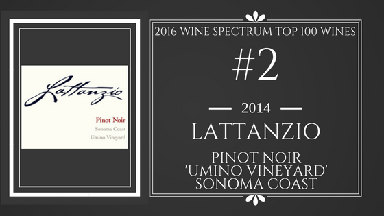 #2 wine of 2016 Lattanzio