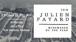 winemaker of the year Julien Fayard