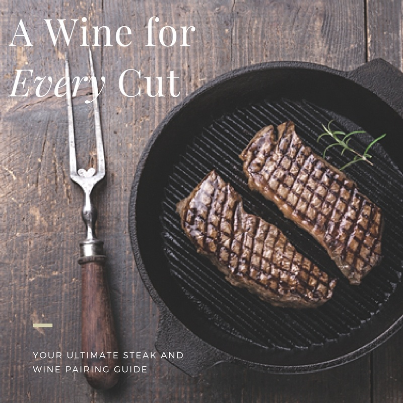 steak in a pan with fork