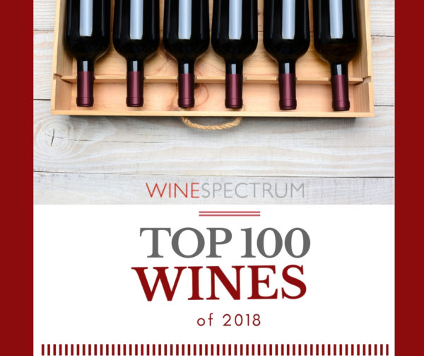 Top 100 Wines of 2018