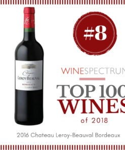 #8 Wine of 2018 Top 100