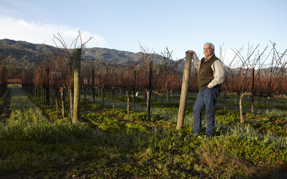 Jim Barbour: The Manager of Napa's Most Prized Vineyards