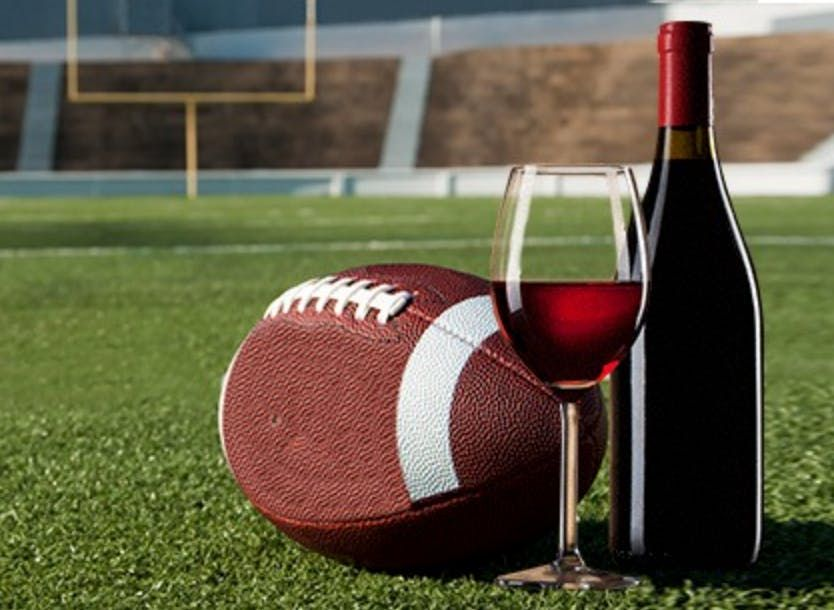 Football and Wine Pairing