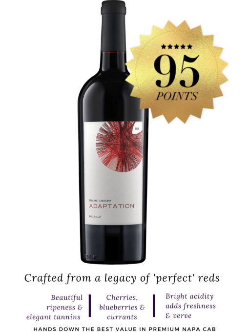 Adaptation Cabernet by Odette