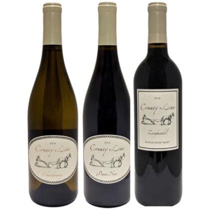 county line wine three pack