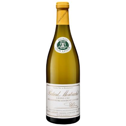 latour batard montrachet bottle