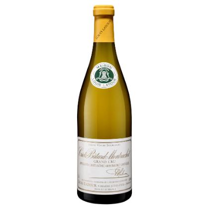 Latour Criots Batard wine bottle