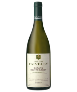 faiveley batard white burgundy bottle
