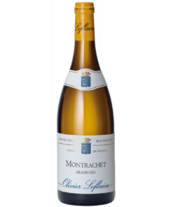 oliver le flaive montrachet bottle