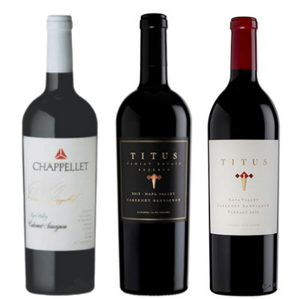 100pt winemaker wine tasting 3-pack