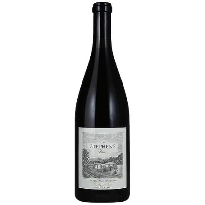 2019 D.R. Stephens Estate Pinot Noir Silver Eagle Vineyard Sonoma Coast