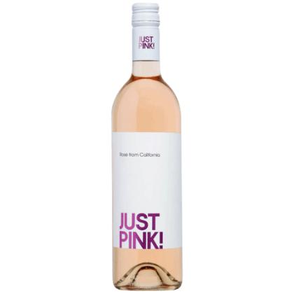 Just Pink Rose wine