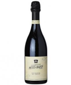 Petit & Bajan 'Nuit Blanche' Grand Cru Blanc de Blancs Brut Champagne NV