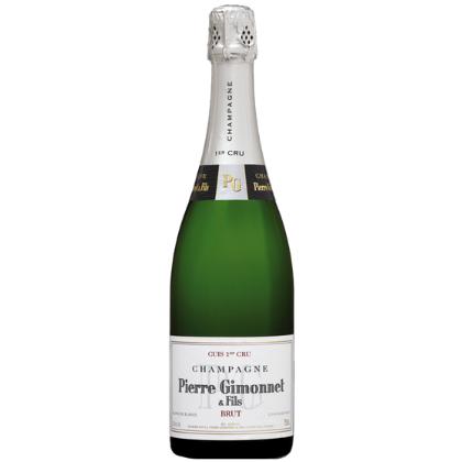 Pierre Gimonnet & Fils 1er Cru 'Cuis Blanc de Blancs' Brut Champagne NV
