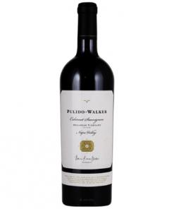 2018 Pulido-Walker Cabernet Sauvignon Melanson Vineyard Napa Valley