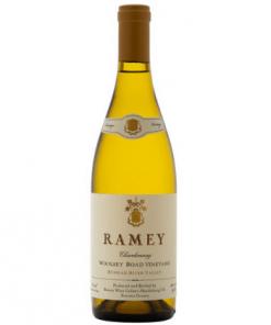 2018 Ramey Chardonnay Woolsey Road Vineyard Russian River Valley
