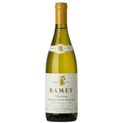 2017 Ramey Chardonnay Woolsey Road Vineyard Russian River Valley