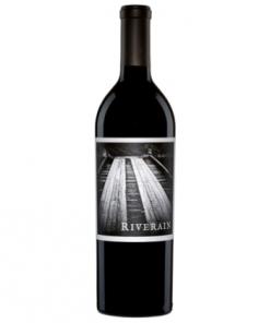 2017 Riverain Cabernet Sauvignon Tench Vineyard Oakville Napa Valley