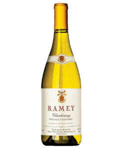 2018 Ramey Chardonnay Ritchie Vineyard Russian River Valley