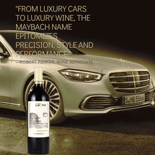 maybach cabernet and mercedes