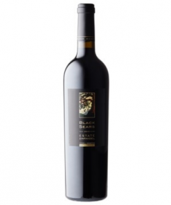 2015 Black Sears Vineyard Zinfandel Howell Mountain Napa Valley