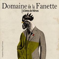 2016 Domaine de la Fanette Rhone Blend
