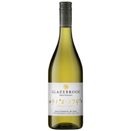 2018 Glazebrook Sauvignon Blanc Marlborough New Zealand