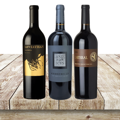 top red blends from California
