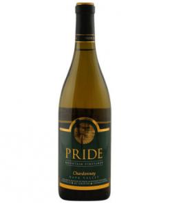 2018 Pride Mountain Chardonnay