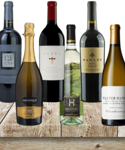 Party pack of 6 wines