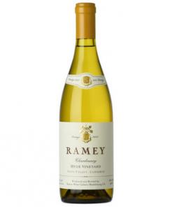 2017 Ramey Chardonnay Hyde Vineyard Carneros Napa Valley