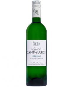 2019 Esprit de Saint-Sulpice Bordeaux Blanc AC