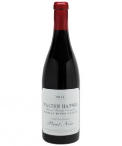 2018 Walter Hansel Pinot Noir Cahill Lane Russian River Valley