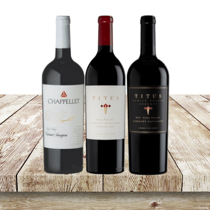 100PT Winemaker wine set