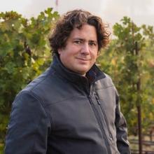 winemaker Julien Fayard