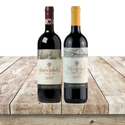 Querciabella wine set